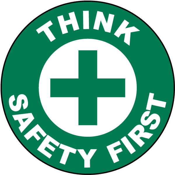 Logo Safety First Png Vector, Clipart, PSD.