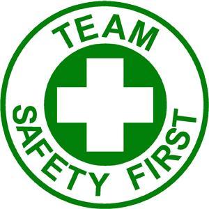 Safety First Logo Design.