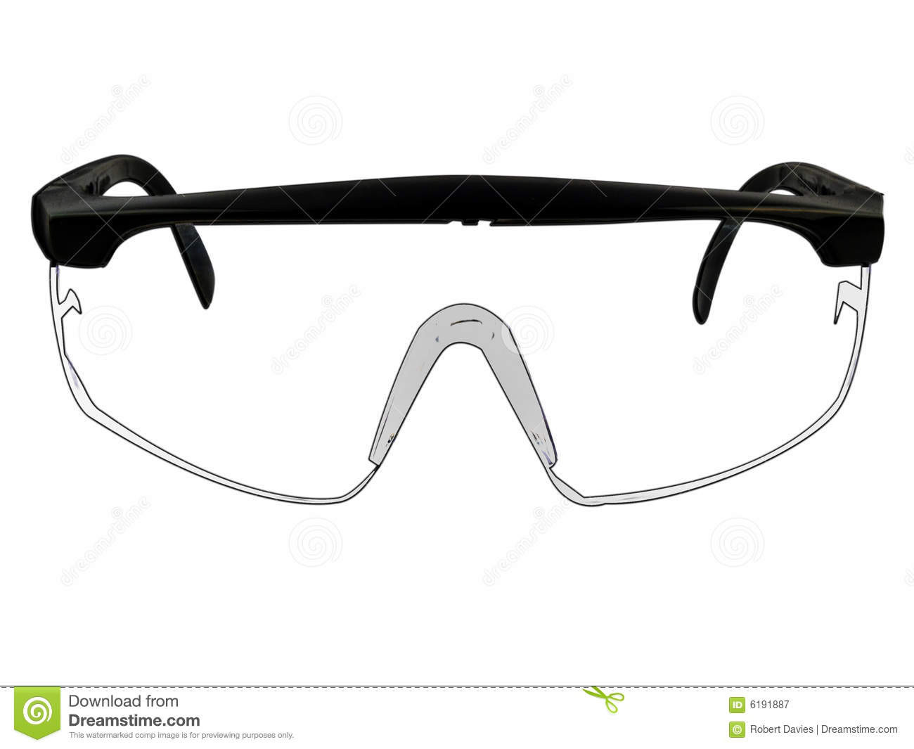 Best Of Safety Glasses Clip Art.