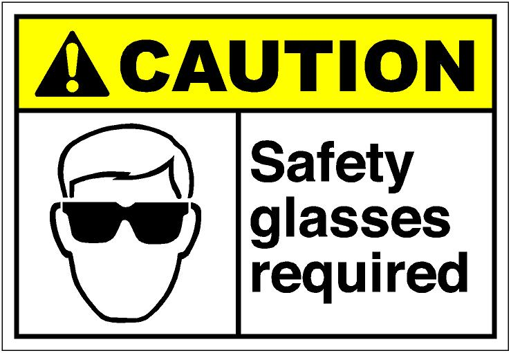 Safety Glasses Clip Art, Safety Glasses Free Clipart.