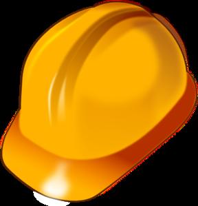 Hard Hat 4 clip art.