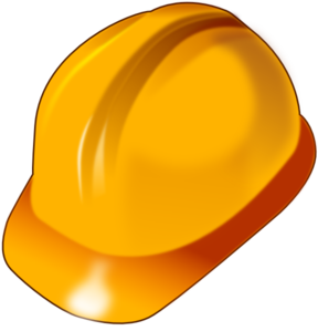 Safety Helmet Clipart.