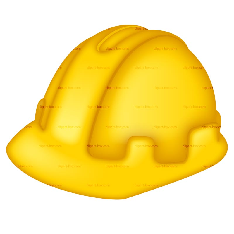 Safety Helmet Free Clipart.