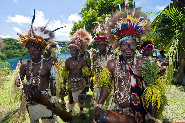 Is It Safe To Go To PNG.