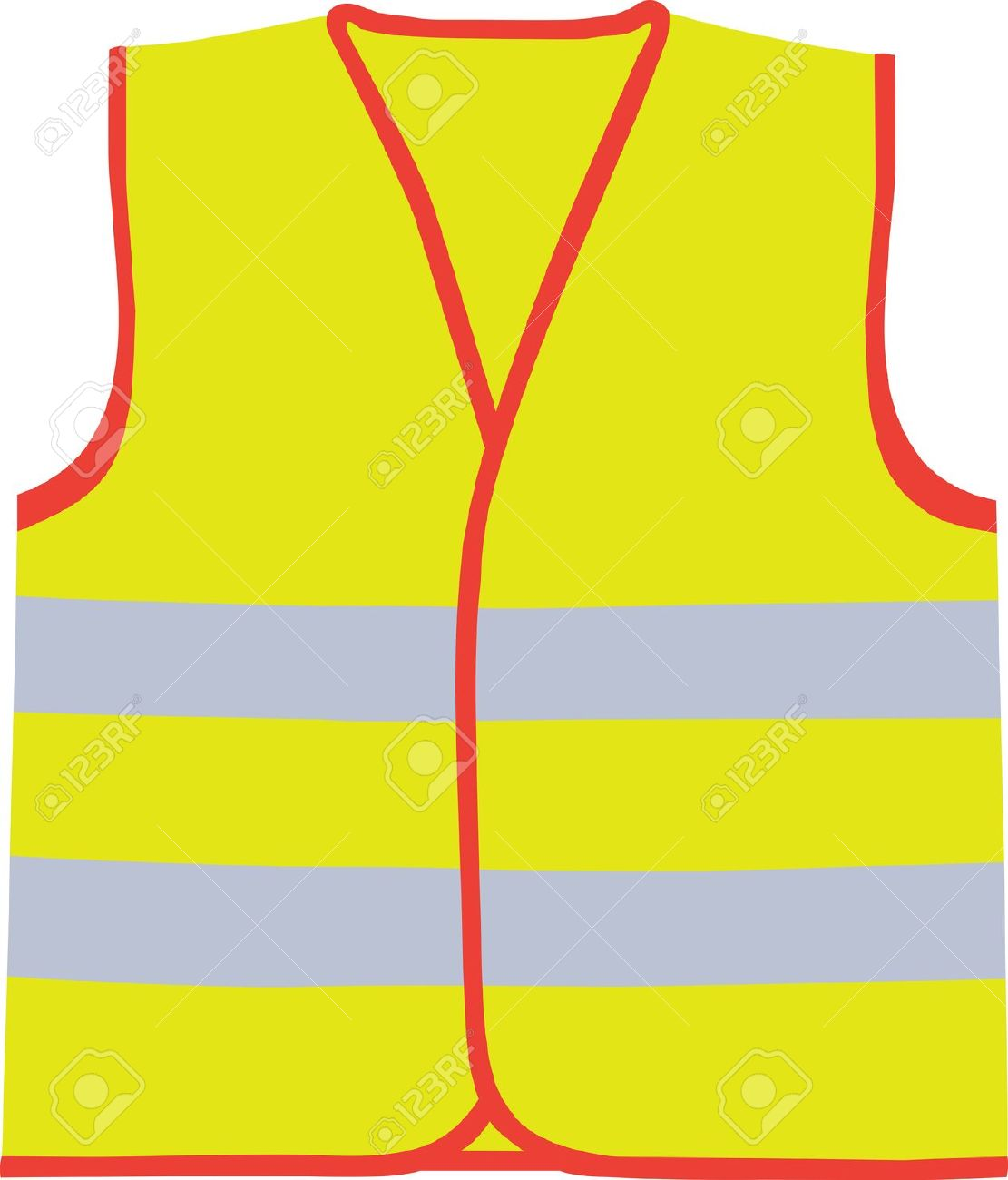 Safety Vest Royalty Free Cliparts Vectors And Stock Illustration