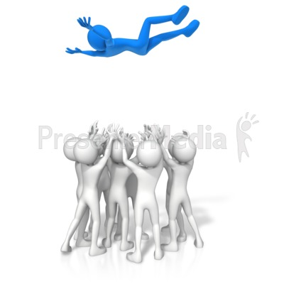 Safety net clipart #12