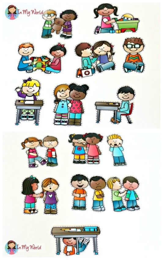 Safety rules at school clipart 11 » Clipart Station.