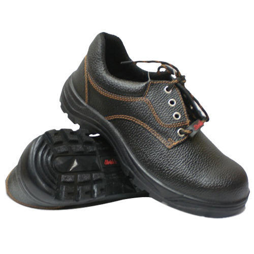 Ankle High Safety Shoes