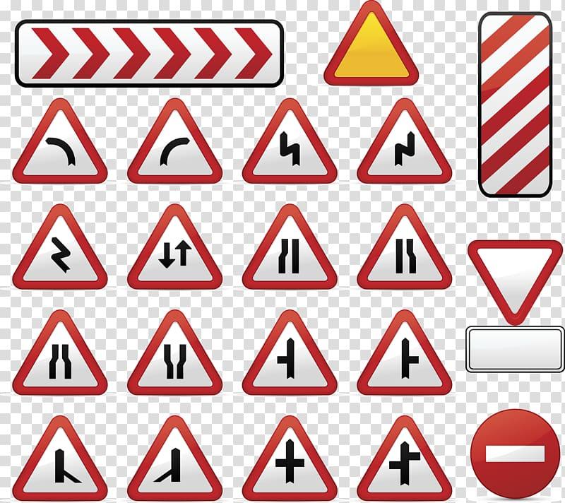 Traffic sign Warning sign , Warning signs Safety Tips.