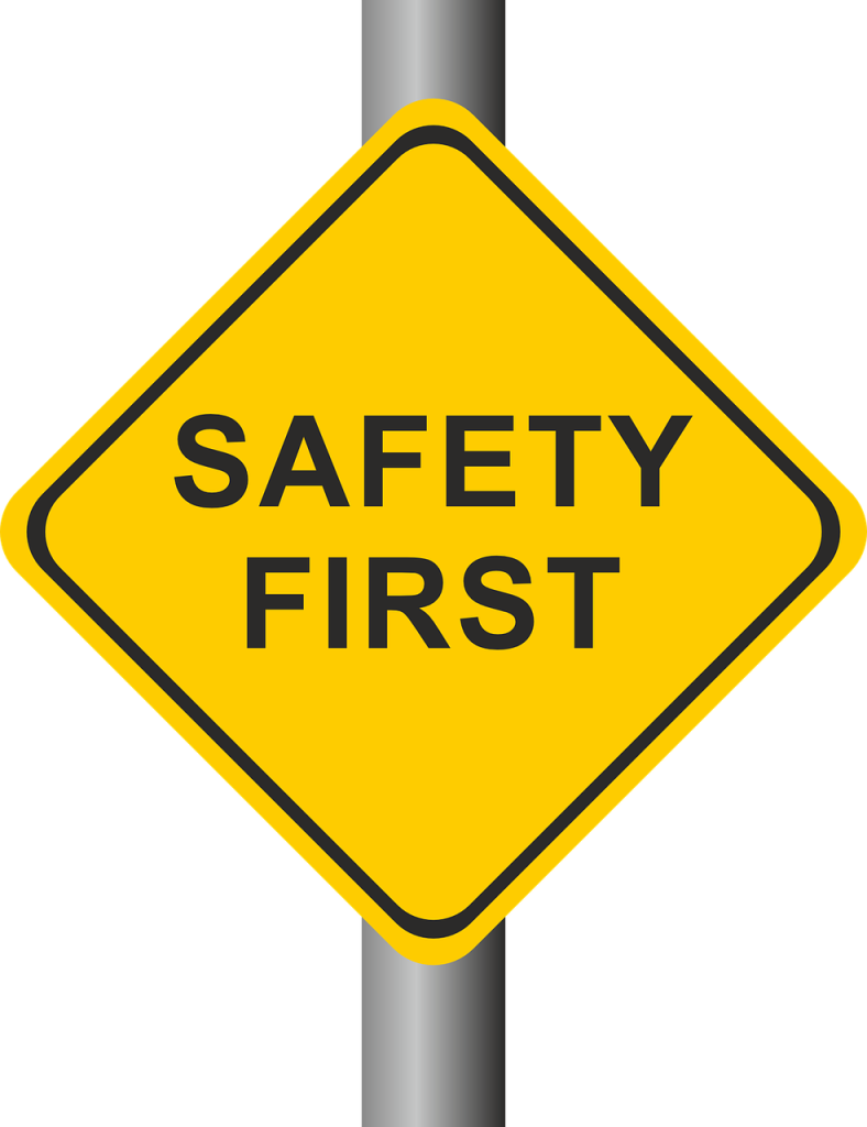 Safety Meeting Clipart.