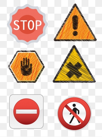Safety Signs Png, Vector, PSD, and Clipart With Transparent.