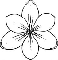 Crocus Saffron Clip Art Download 20 clip arts (Page 1.
