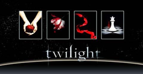 The Twilight Saga Clipart.