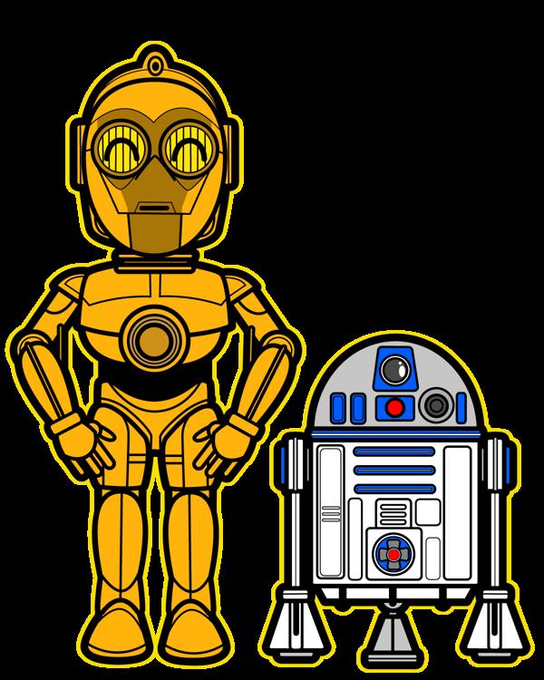 Star Wars Saga Clipart.