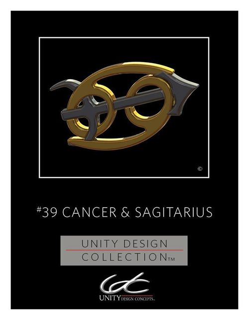 Showing post & media for Sagittarius and cancer symbol.