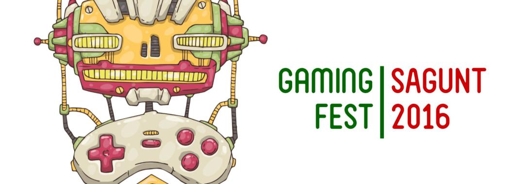 Sagunto Gaming Fest.