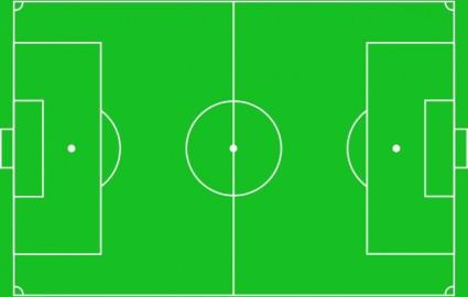 Futbol Saha Küçük Resim.