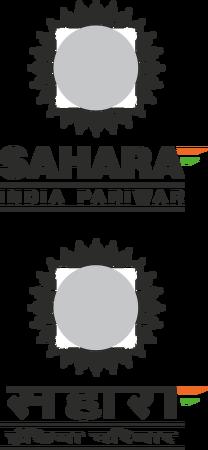 Sahara India Pariwar™ logo vector.