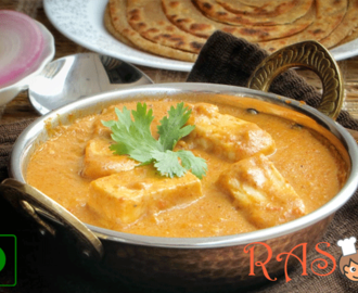 Shahi paneer without onion tarla dalal recipes.