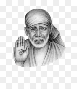 Shirdi Sai Baba PNG and Shirdi Sai Baba Transparent Clipart.