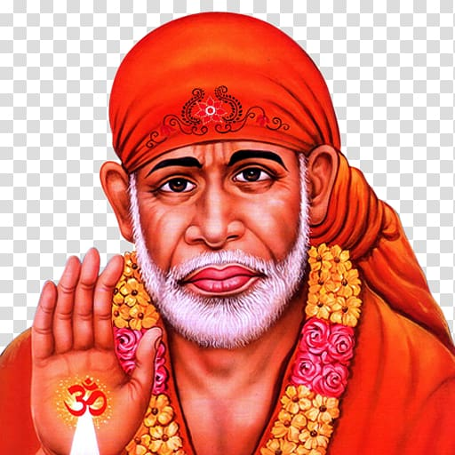 Sai Baba of Shirdi illustration, Sai Baba of Shirdi Bhajan.