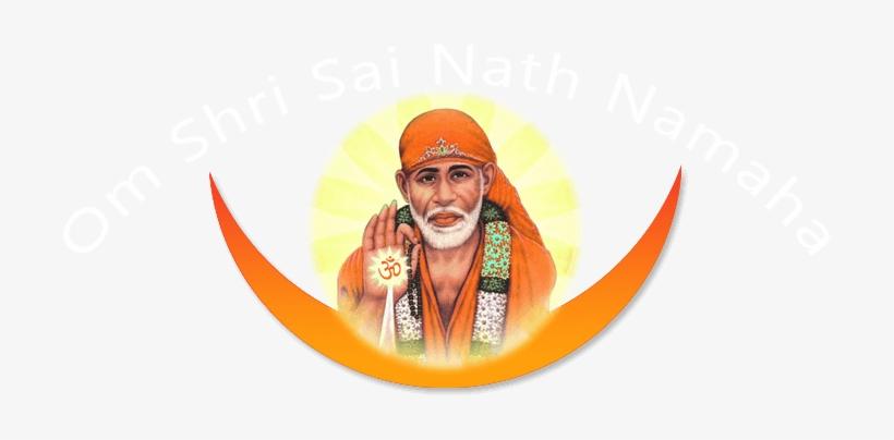 Shirdi Sai Baba PNG Image.