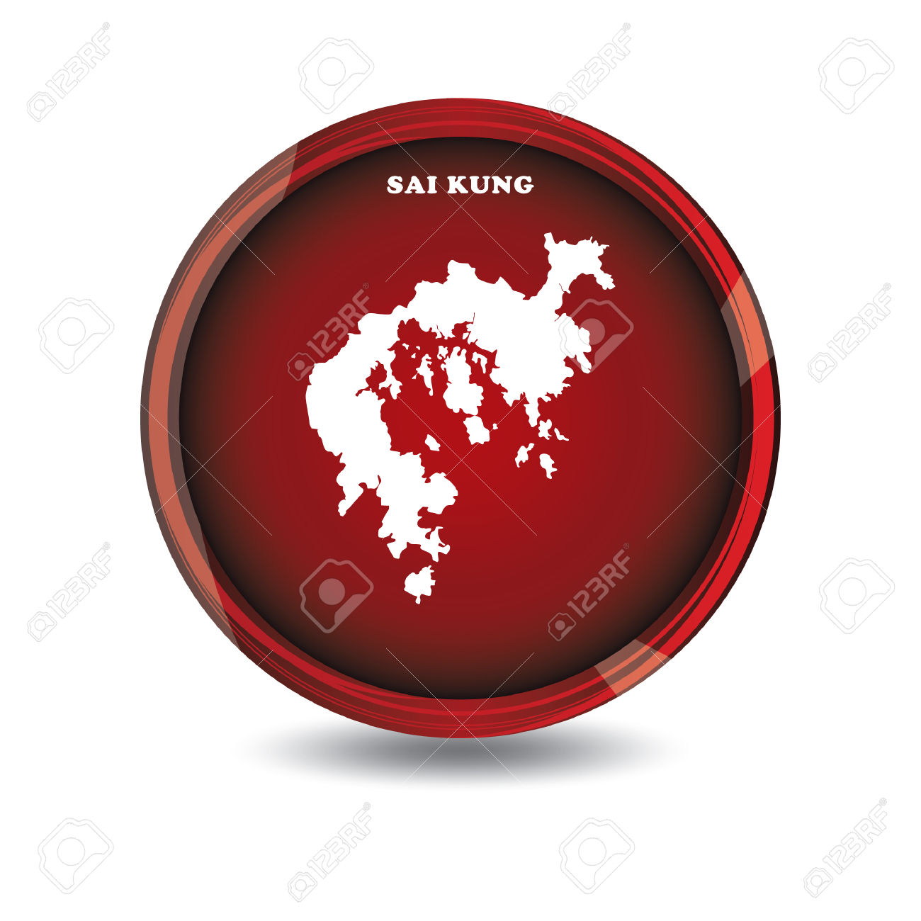 Sai Kung Map Royalty Free Cliparts, Vectors, And Stock.