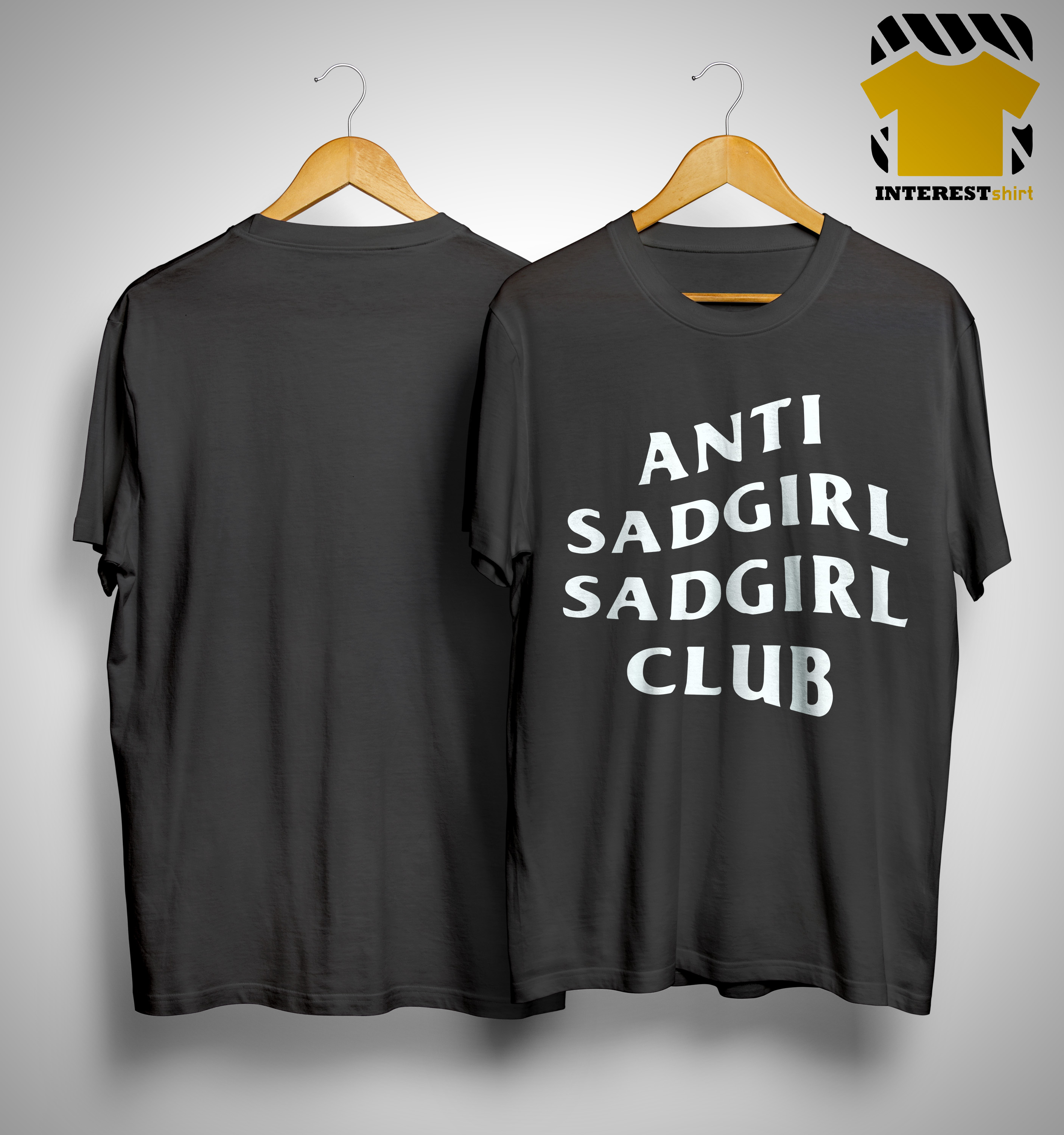 Said The Sky Anti Sadgirl Sadgirl Club Shirt.