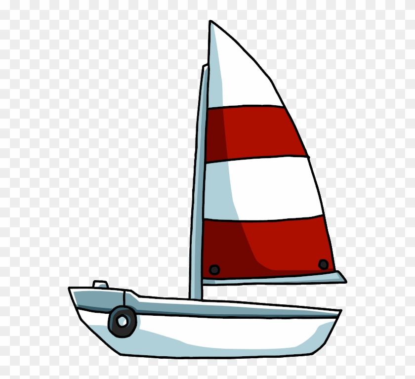 Sail Boat Png.