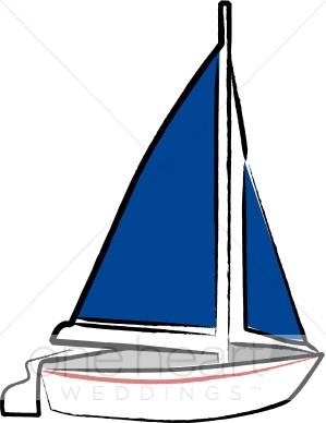 Nautical Wedding Clipart.