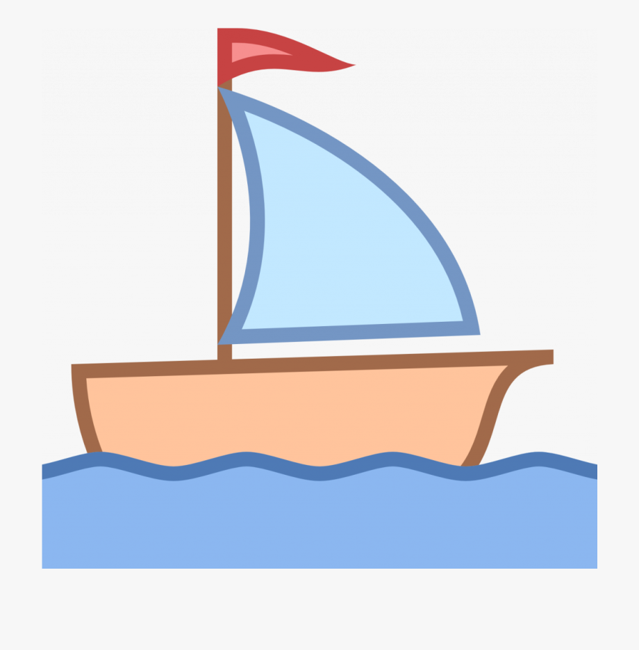 Download Pretty Sailboat Clipart.