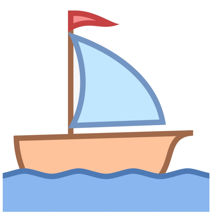 Sailboat Clipart Boating Sail Boat Clip Art Free Transparent.