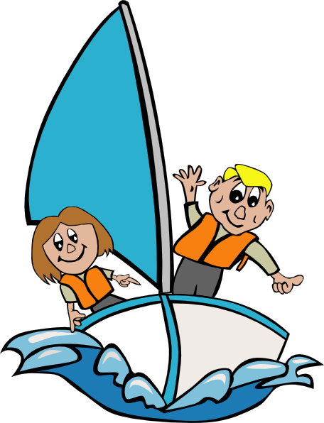 Sailing Clipart.