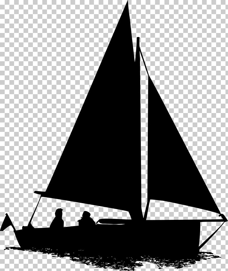 Sailboat Sailing ship , boat PNG clipart.