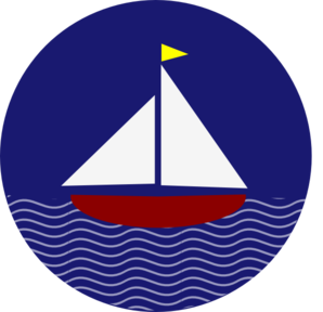 free NAUTICAL sailboat clipart images.