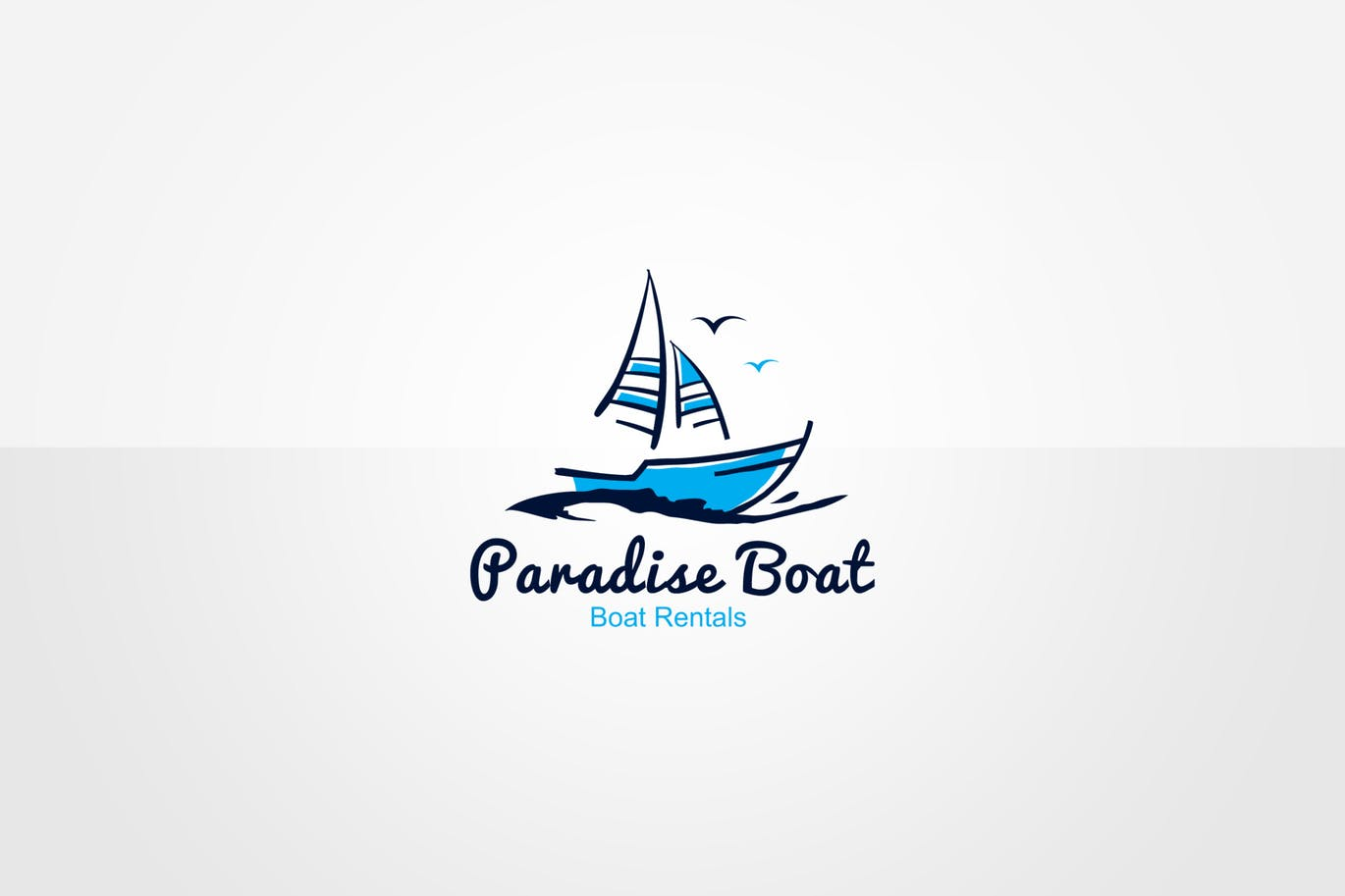 Boat Logo Template by floringheorghe on Envato Elements.