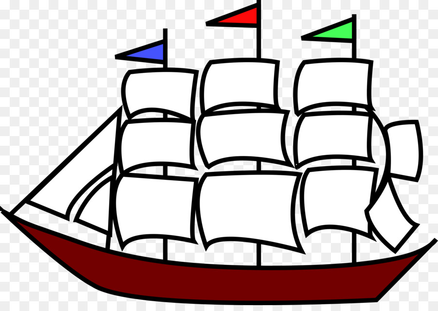 Ship Cartoon clipart.