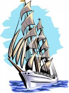 Sailing Ship.