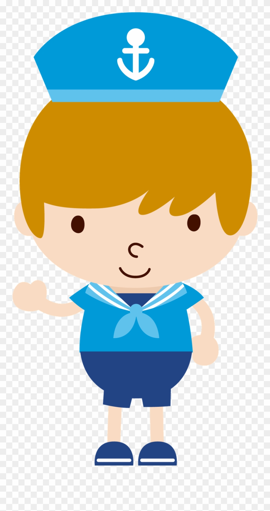 Sailor Boy Clip Art.