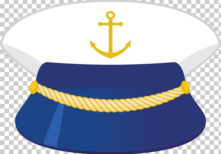 Sailor Cap Sea Captain Drawing PNG, Clipart, Anchor, Cap.