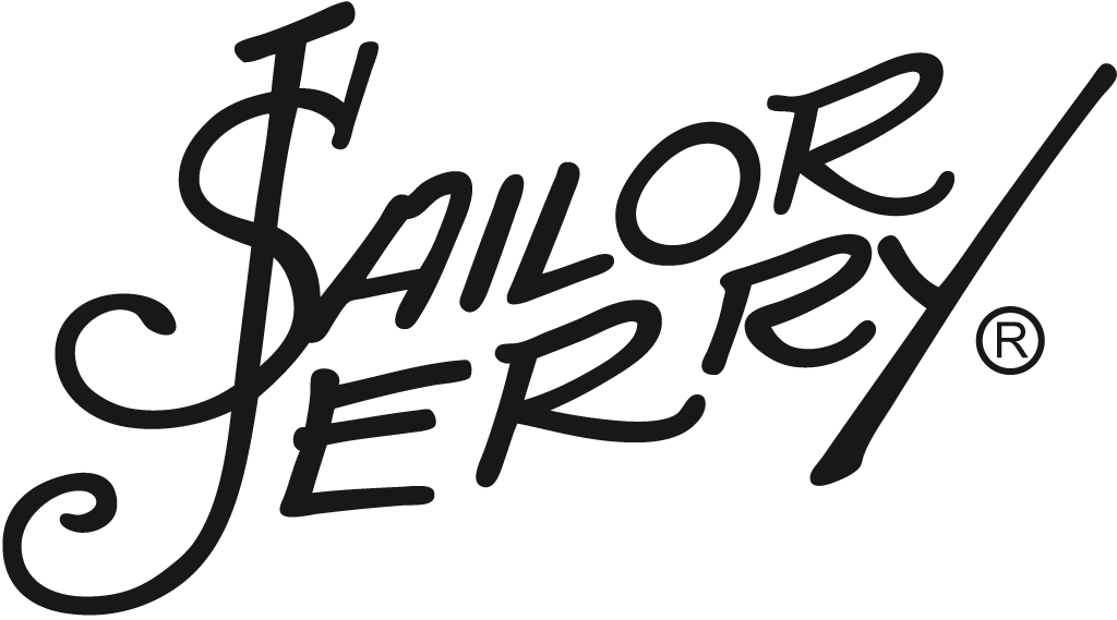 Sailor Jerry Logo / Entertainment / Logonoid.com.