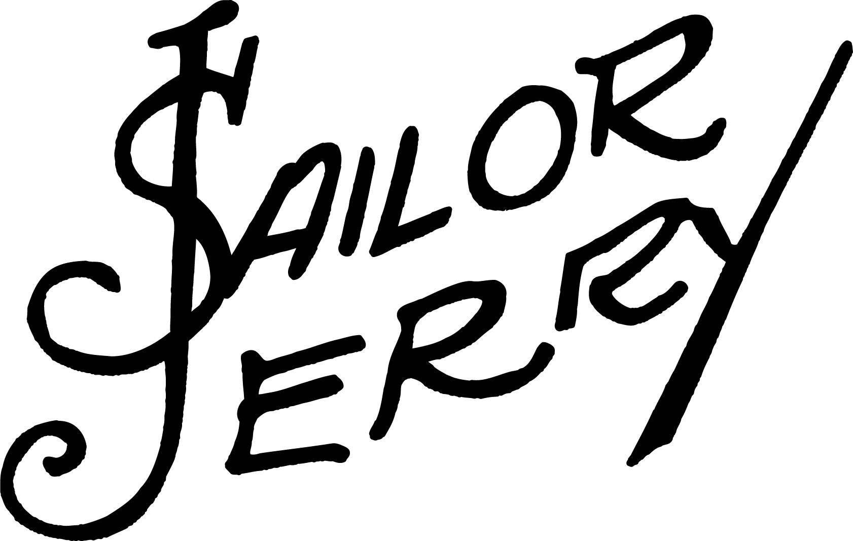 Sailor jerry logo download free clipart with a transparent.
