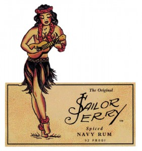 Tito\'s versus Sailor Jerry (new cliches in the world of.