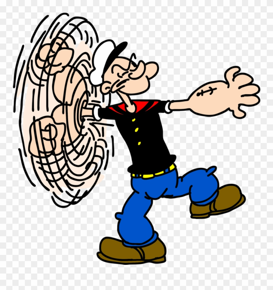Popeye The Sailor Man Clipart At Getdrawings.