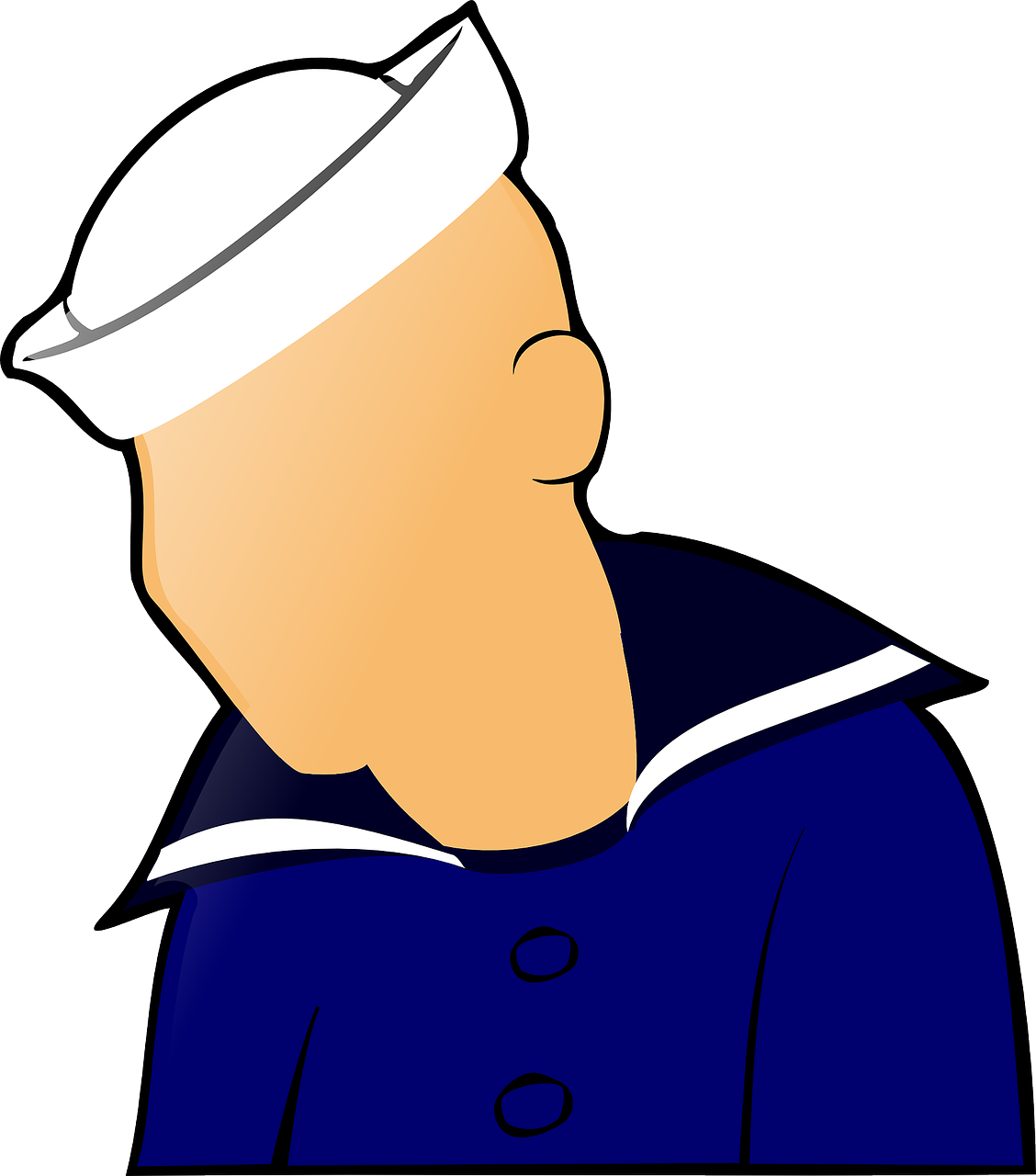 Boat, Sailor, Man, Figure, People, Hat #boat, #sailor, #man.