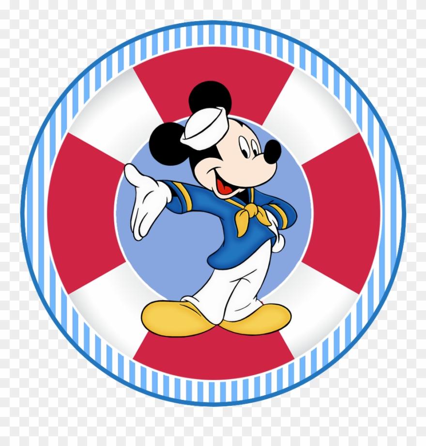 Mickey Clipart Sailor.