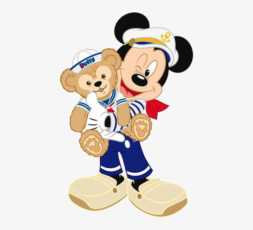 28 Collection Of Sailor Mickey Clipart.