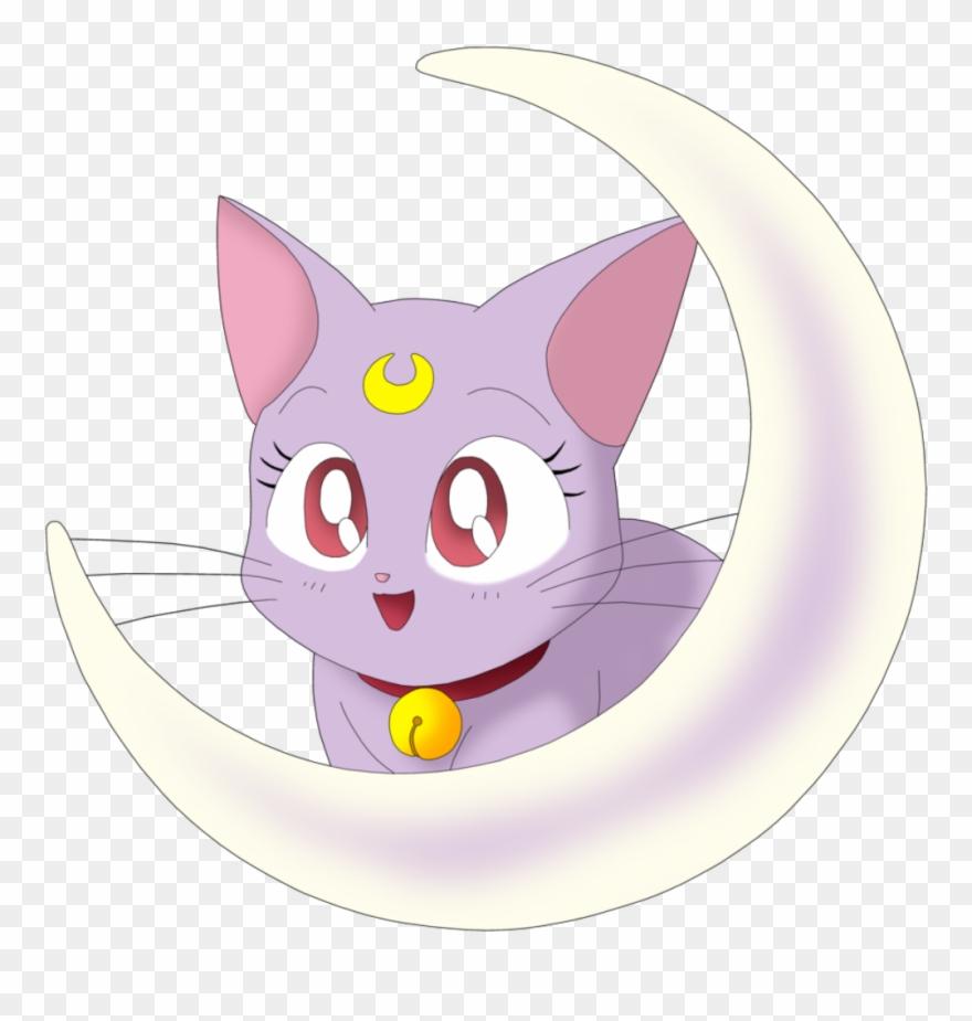 Sailormoon Sailor Moon Diana Cat Moon Gato Luna Gatolin.