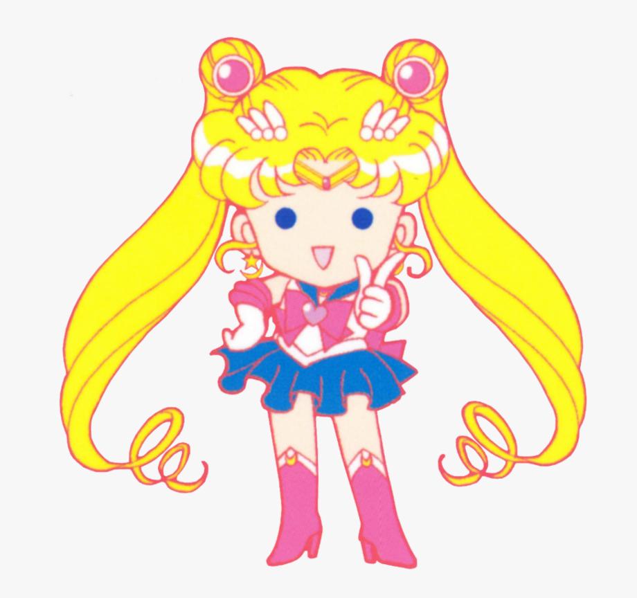 Sailor Moon Png Transparent.