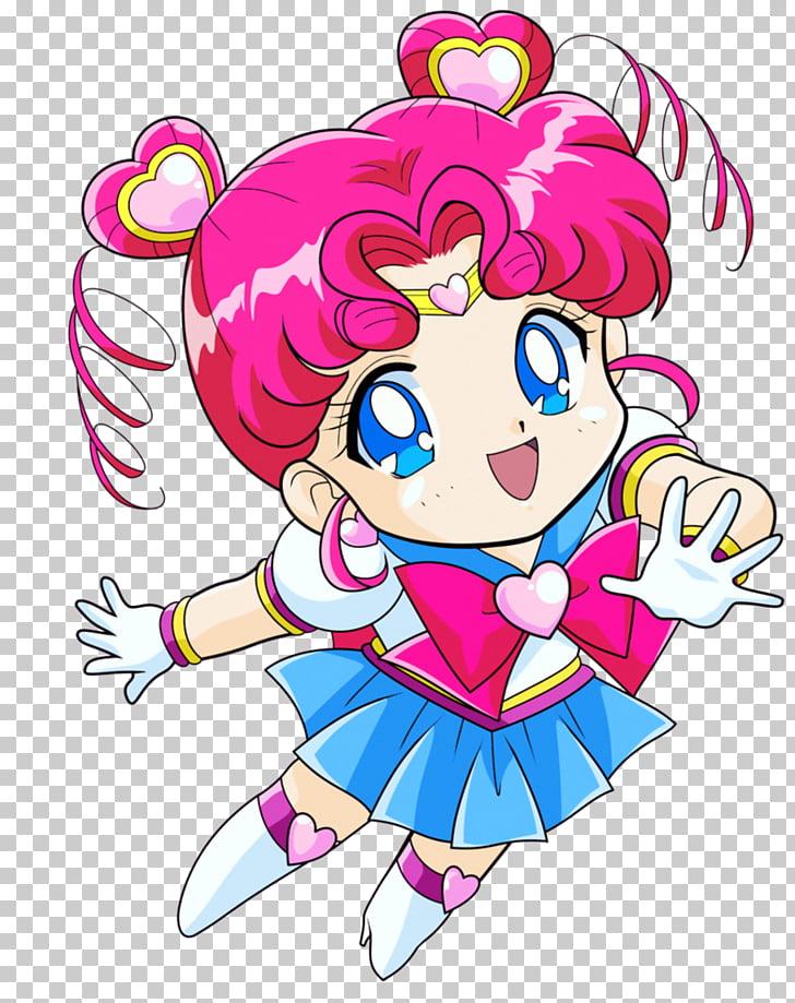 Chibiusa Sailor Moon Sailor Neptune Sailor Jupiter Sailor.